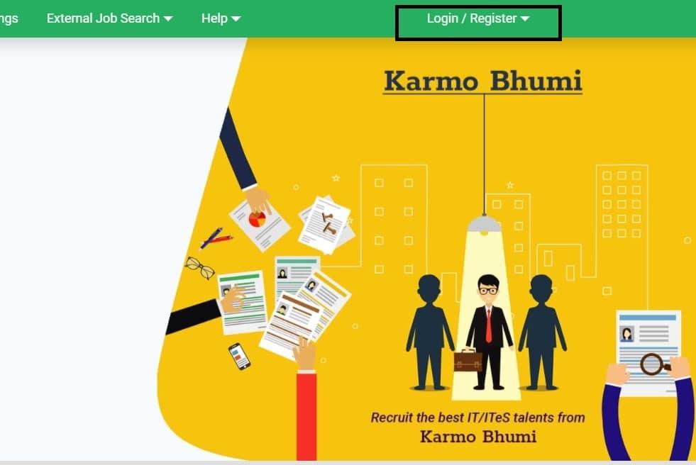 WB Karmo Bhumi Portal Registration 2021