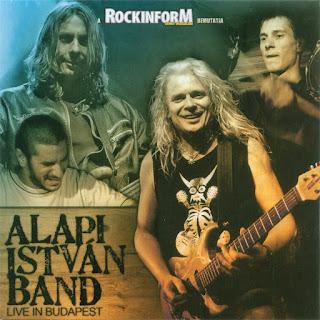 Alapi István Band - 2010 - Live In Budapest