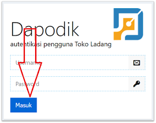 usename password dapodik siplah