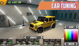 Game mod APK Car Parking Multiplayer Unlimited Money Game lậu free full tiền