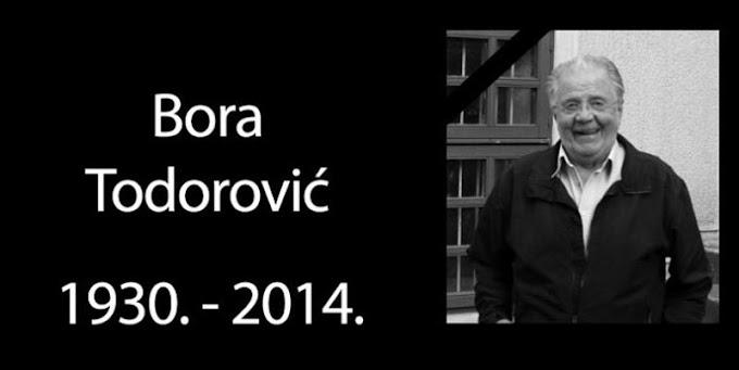 Partizan se seća Bore Todorovića!