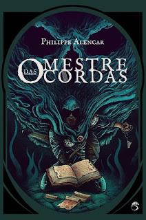 Capa do livro O Mestre das Cordas