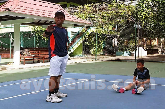 Melalui PTC, Piyan Bertekad Bangkitkan Tenis Banyuwangi