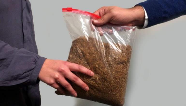 Συνελήφθη στη Λάρισα με αφορολόγητο καπνό