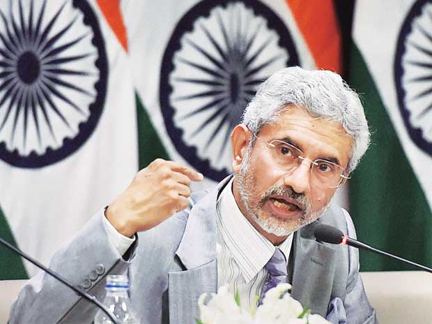 Contributing to the rising of Africa is in India's strategic interest EAM Jaishankar