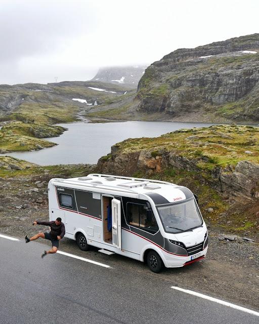 Allemannsretten: o direito de fazer free camping na Noruega e Suécia