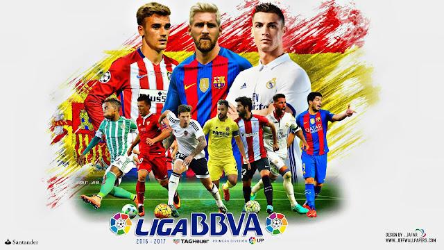 Guia de La Liga 2016/17