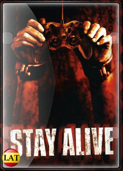 Stay Alive (2006) DVDRIP LATINO