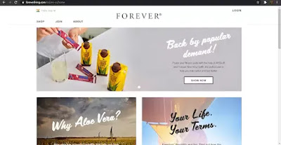 forever network marketing