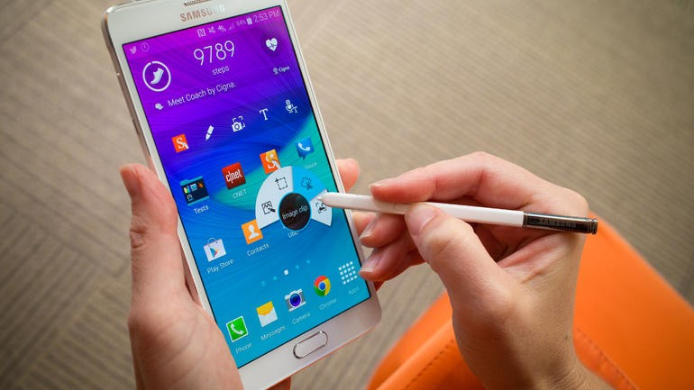 Download Samsung Galaxy Note 4 Snapdragon Lineage OS 14 1