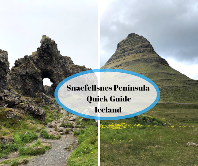 Snaefellsnes Peninsula Quick Guide