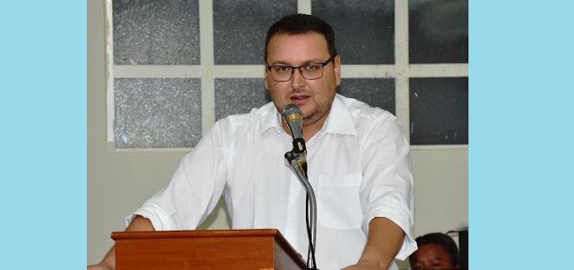 Vereador Marco Araújo fala de suas ações no Legislativo