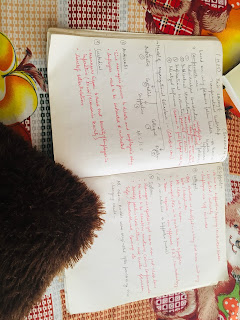 colored pens, smart tips for self study
