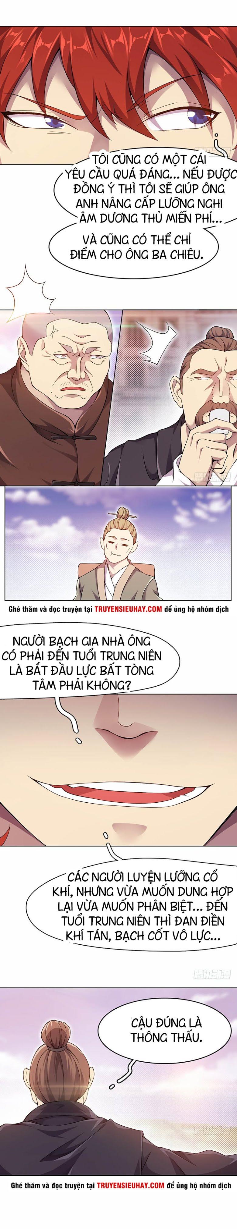 Võ Nghịch Sơn Hà Chapter 41 video - Hamtruyen.vn