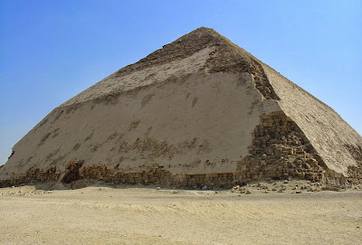 Man caught trying to dig grave near the Bent Pyramid
