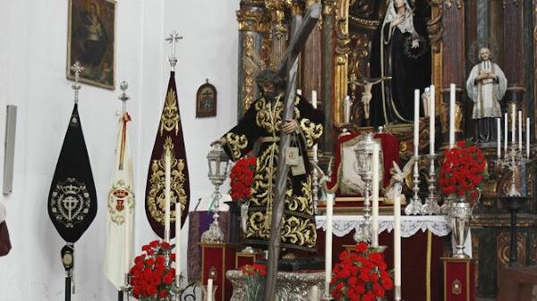 El Nazareno de la Obediencia de Cádiz no procesionará en la Semana Santa 2020