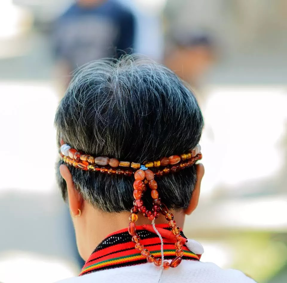 Mountain Province Ethno Indigenous Bead Work
