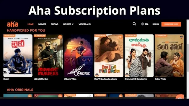 Aha Subscription Plans, Offers, Price, Promo Code, and More Here