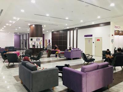 Pengalaman Pregnancy Checkup di Hospital An Nur Bangi dan Suasana Dalam Bangunan Baru 2019