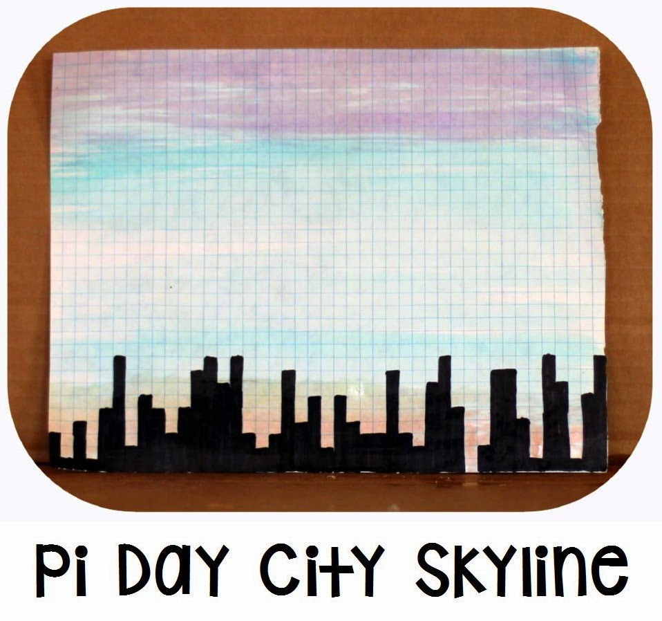 Pi Day Skyline