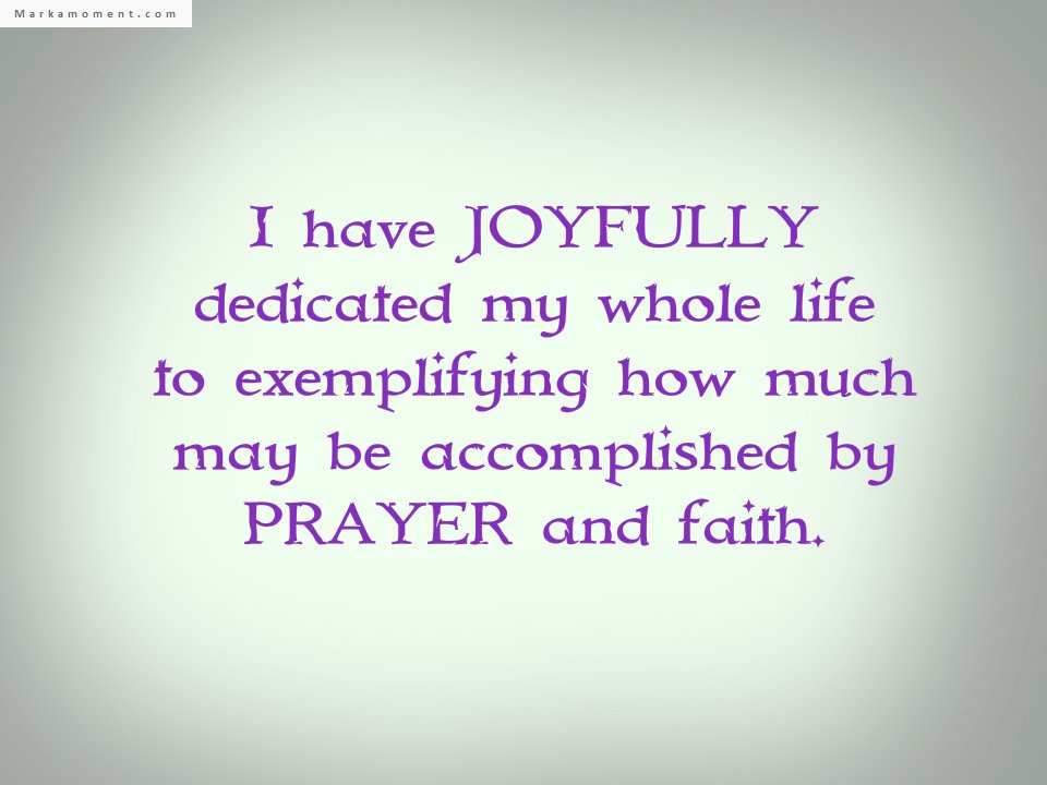 Faith Quotes: Daily Thoughts