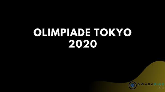 Olimpiade Tokyo 2020 - 2021