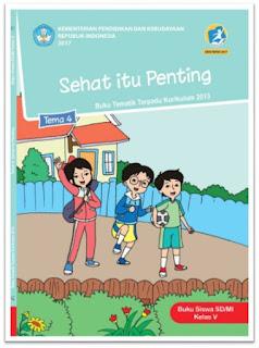 download gratis buku tematik kelas 5 tema 4