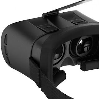 نظارات الواقع الافتراضى بوكس جوجل كارد بورد ثلاثية الابعاد للهواتف الذكية