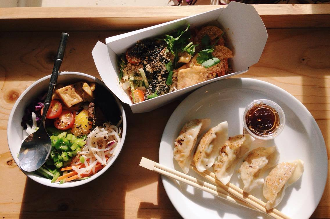 5 LUNCHES FOR LESS IN BRISTOL WITH WRIGGLE: Bibimbap, tuk tuck, dumplings pan-asian