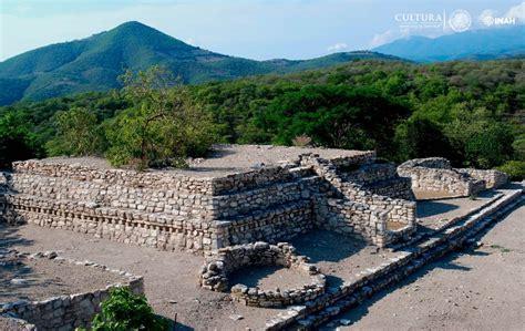 Sitios arqueológicos estado Guerrero