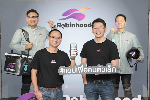 Robinhood app for small guys – an alternative player for food delivery, is now ready for soft launch