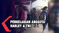 Club Harley yang Keroyok Prajurit TNI Dipimpin Letjen Purn Djamari Chaniago. Ini Kata Polisi