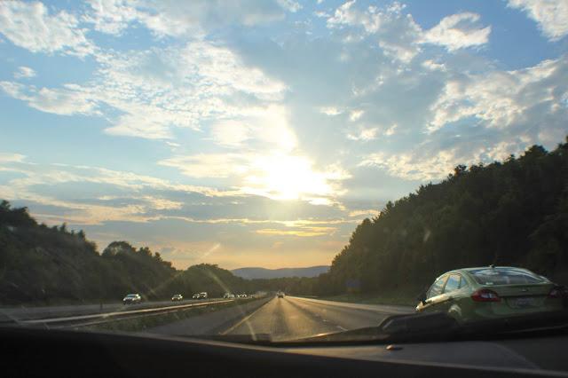 On the Road (Summer Photo Album)