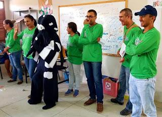 Em Picuí, CVAMS realiza palestras durante semana nacional de combate ao Aedes