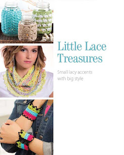 Easy, Breezy Crochet Lace - book review on CGOANow!