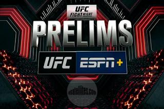 UFC Fight Night Eutelsat 7A/7B Biss Key 20 December 2020