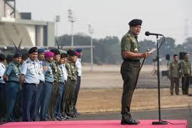 Jendral Gatot : Perang Yang akan datang adalah perang pangan, Lokasinya Indonesia - Commando