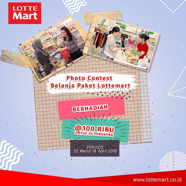 hari ulang tahun LotteMart