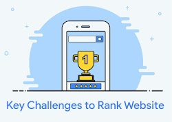 Key Challenges to Rank Website in Search Engines