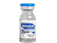 Cefazolin - Kegunaan, Dosis, Efek Samping