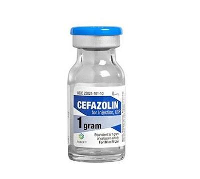Cefazolin