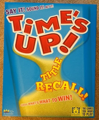 Time's Up Title Recall