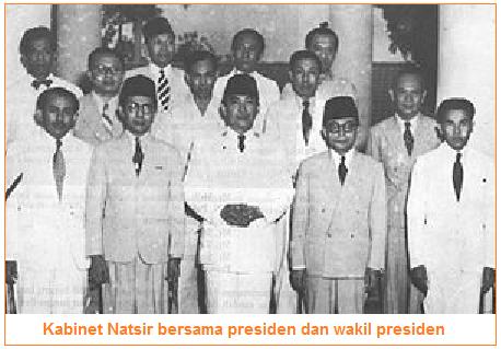 Program Kerja Kabinet Natsir (7 September 1950 - Maret 1951)