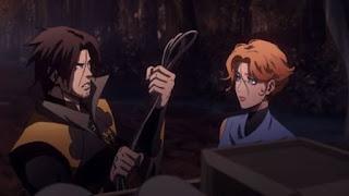 Castlevania 3 Episódio 01 Dublado