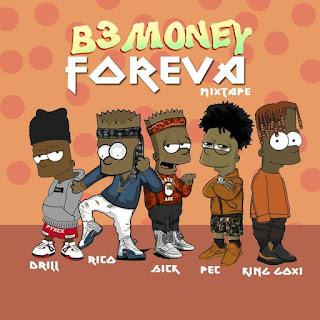 Grupo B3 Money Em Celebração aos 10 Anos de Existência Anuncia Lançamento do Melhor Mixtape Nacional