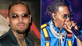 Chris Brown You Called Me Coke Head Offset