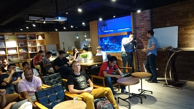 event of Neo Taipei @ WorkFun  2017.8.24