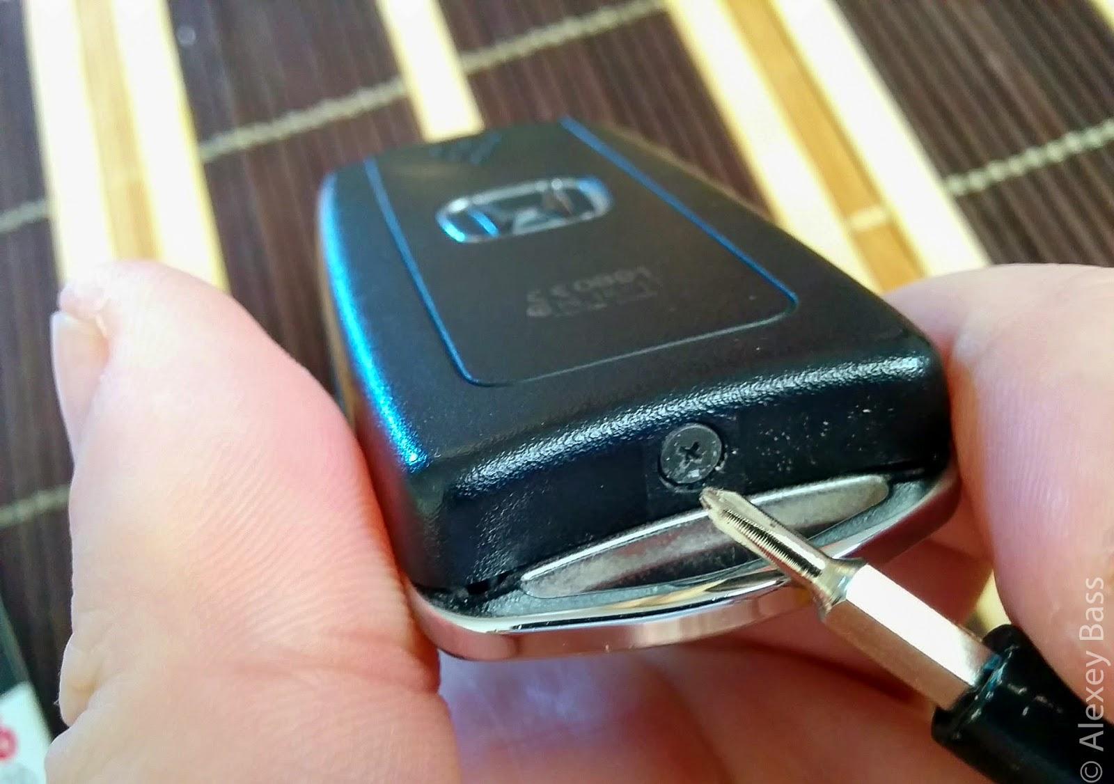 new honda civic hatchback mk9 2013 keyfob battery replacement. Black Bedroom Furniture Sets. Home Design Ideas