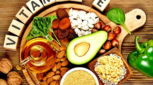 العقم-فائدة فيتامين E لعلاج العقم vitamin E for infertility