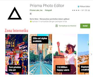 Prisma Photo Editor